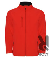 Рекламни якета Rolly модел Softshell Nebraska ID1367